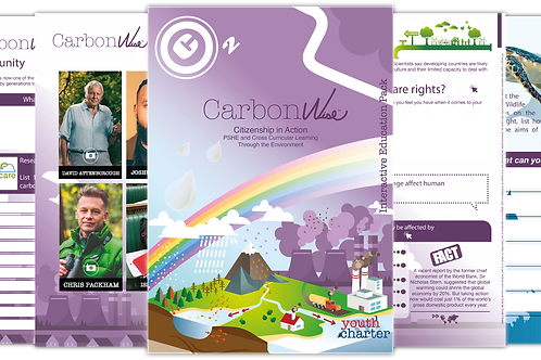 Carbonwise Interactive Education Pack