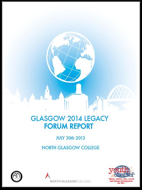 YC Glasgow 2014 Legacy Forum Report (2013)