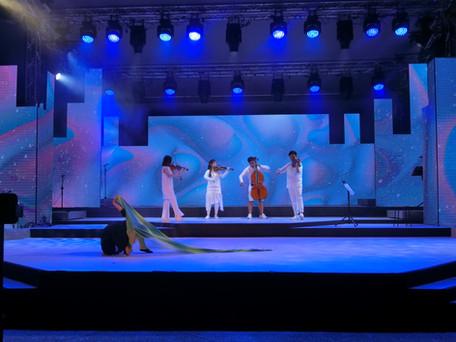 feat. Ms Ya-Wei Chang (Modern Dance)