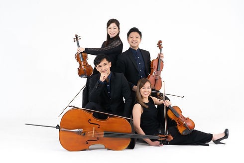 Romer String Quartet_credit to Isaac Woo