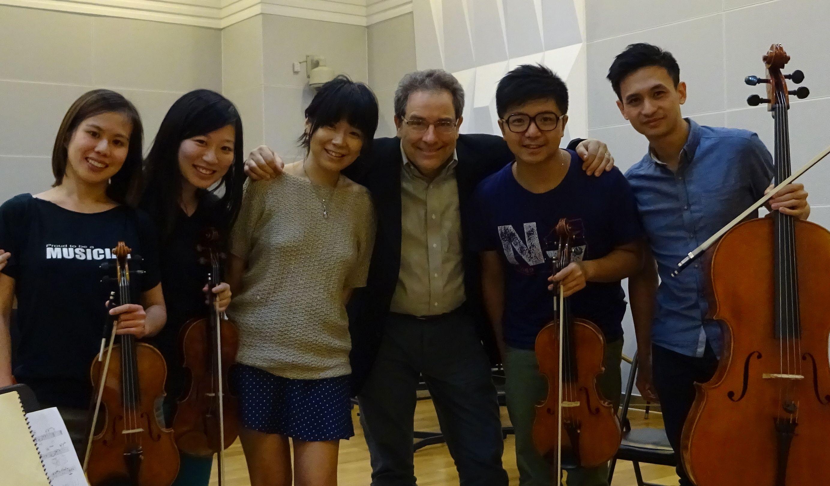 Dr. Edward Smaldone & Hsin-lei Chen