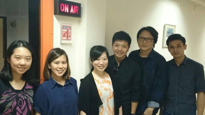 Raymond Chung & Carmen Leung
