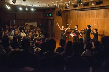 Debut Recital in 2013