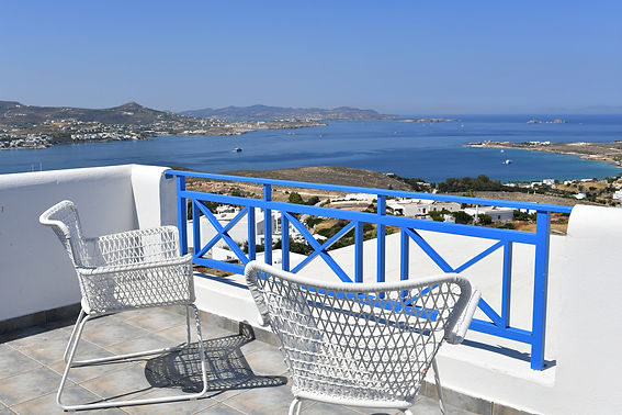 althea villa 3 paros sea view