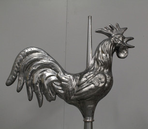 Girouette coq