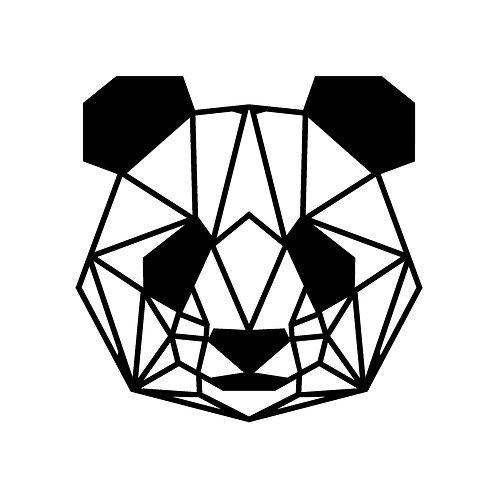 Panda - Black