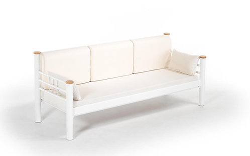 Kappis - White, Beige (90 x 140)