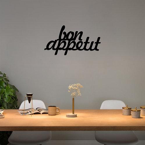 Bon Appetit 1 - Black
