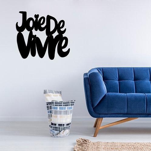 Joie De Vivre - Black