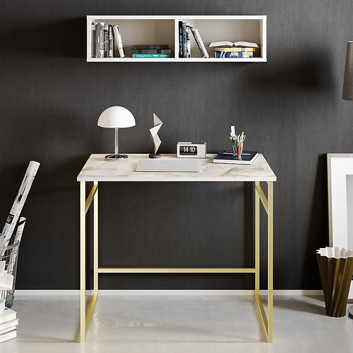Gama - White, Gold