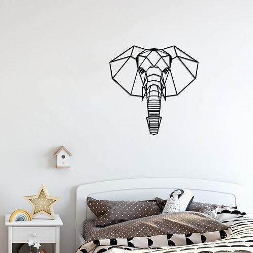 Elephant 2 - Black