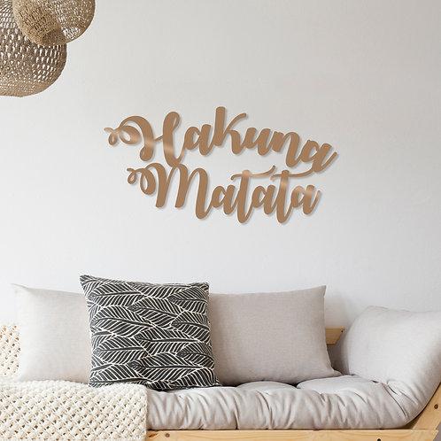 Hakuna Matata - Copper