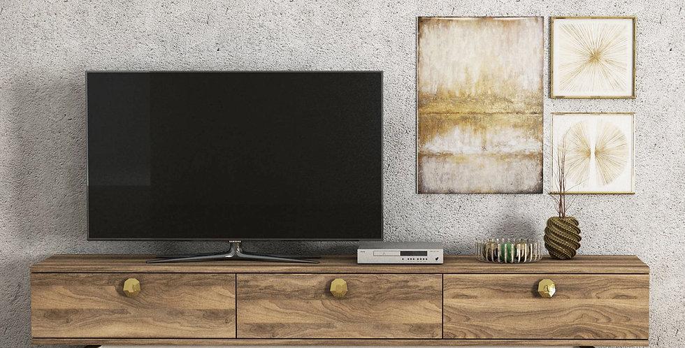 Buse (TV Sehpasi) - Walnut