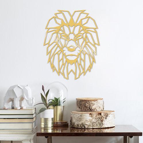 L�on Metal Decor - Gold
