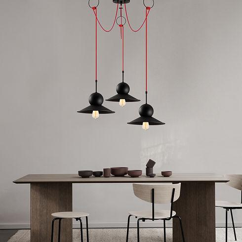 Opviq_Chandelier_Lamp_Collection