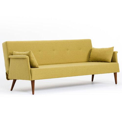 Navan Sofa Bed - Yellow