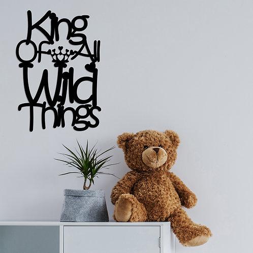 King - Black