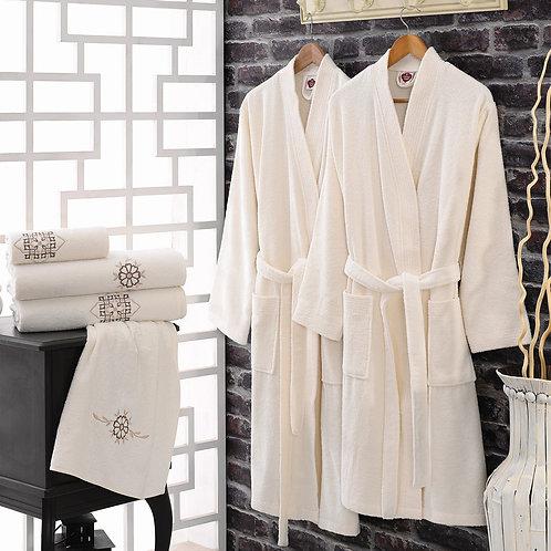 Nakisli Aile - Cream, Cream Kimono