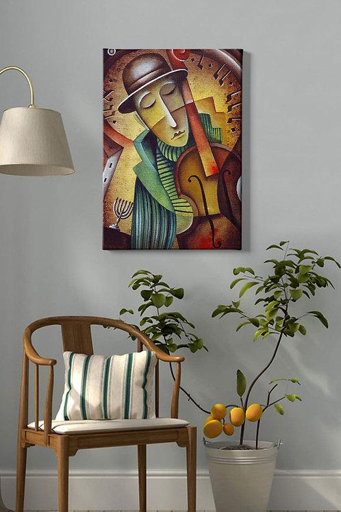 Kanvas Tablo (50 x 70) - 170