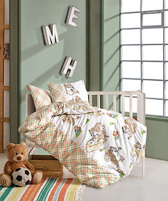 Baby Quilt Cover Set 2 - Daisy Children