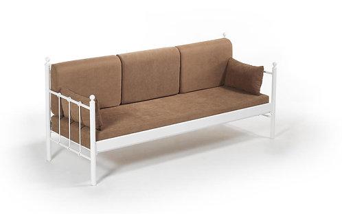 Lalas DK - White, Brown (70 x 200)
