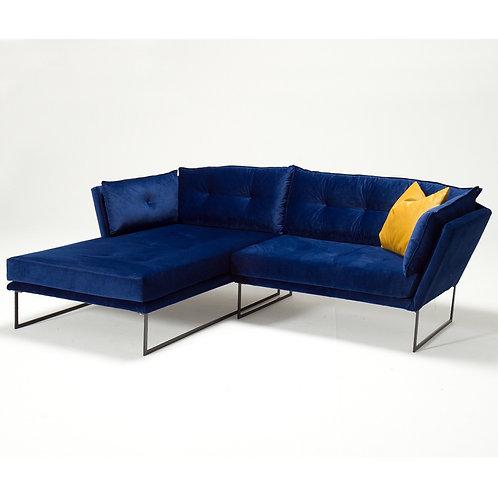 Relax Left - Blue