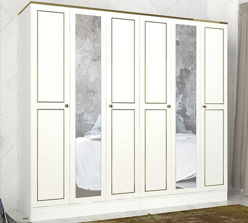 Ravenna 6 Kapili - White