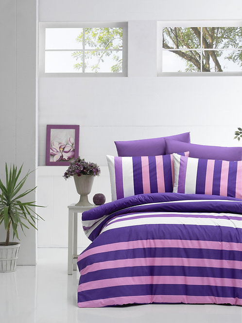 Stripe - Lilac