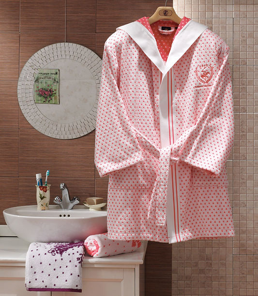 Bathrobe Collection - Beverly Hills Polo Club Home