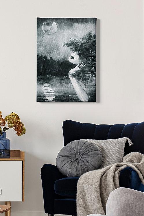 Kanvas Tablo (50 x 70) - 12