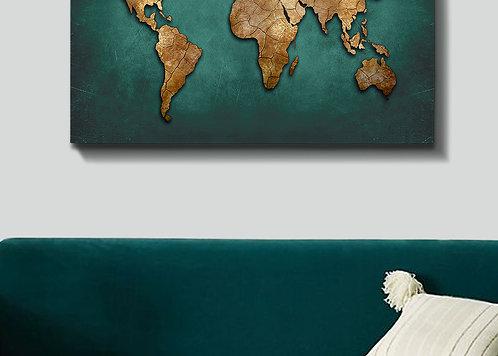 Kanvas Tablo (70 x 100) - 116