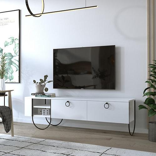 Norfolk Tv Stand - White