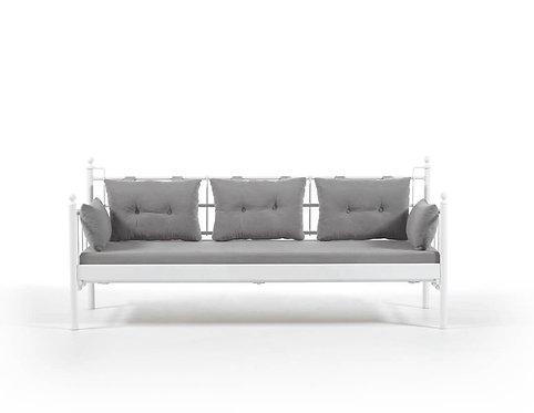 Lalas DKS - White, Fume (90 x 200)