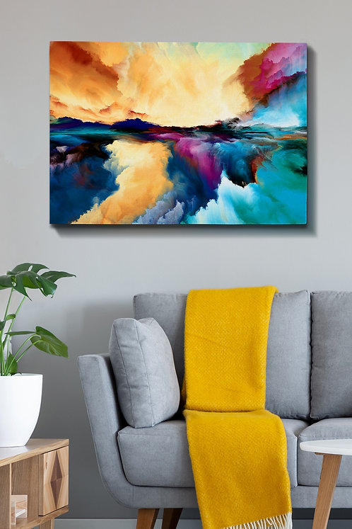 Kanvas Tablo (70 x 100) - 6