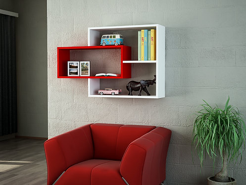 Sementha - White, Red