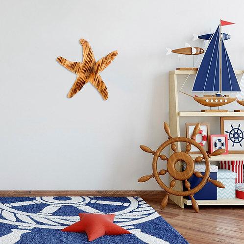 Starfish - Walnut
