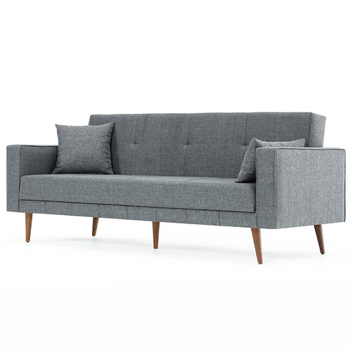 Dublin Sofa Bed - Grey