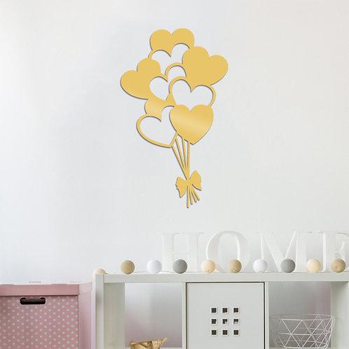 Balloons - Gold