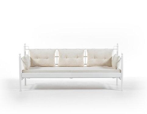 Lalas DKS - White, Beige (90 x 200)