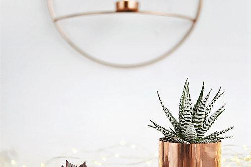 Mini Copper Planter