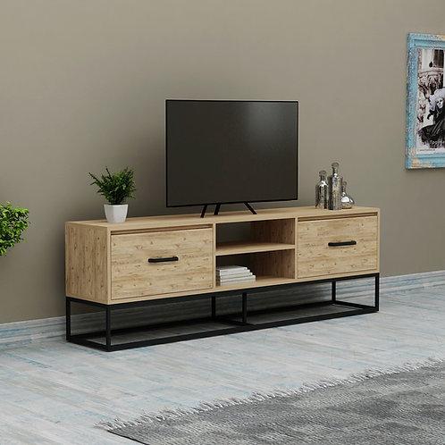 Modern Feza tv 140 cm Atlantic Pine