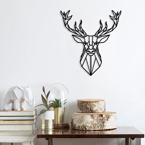 Deer4 - Black
