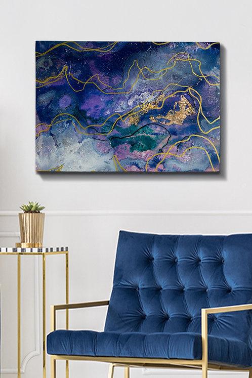 Kanvas Tablo (70 x 100) - 86