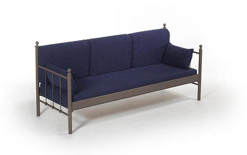 Lalas DK - Brown, Dark Blue (70 x 200)