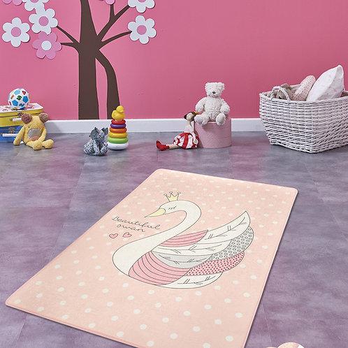 Swan - Pink (140 x 190)