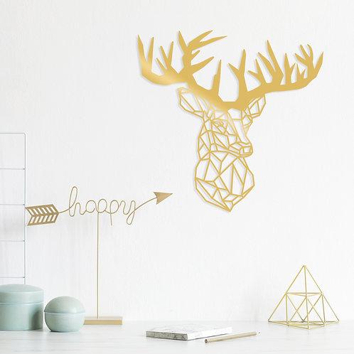 Deer3 - Gold