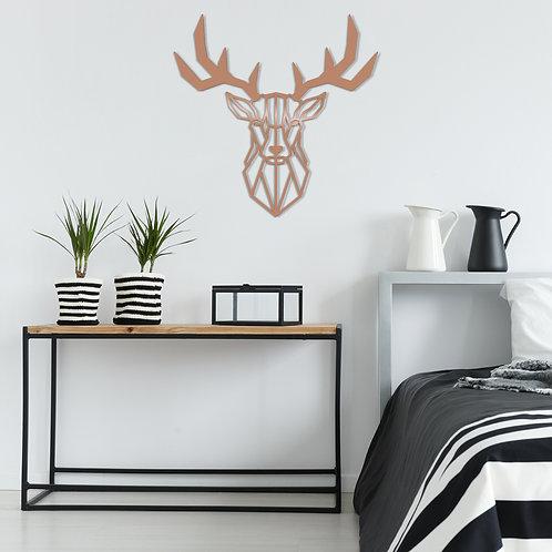 Deer2 - Copper