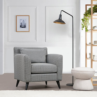 Nordic Armchair - Patterned