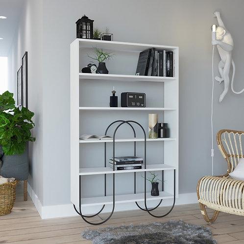 Norfolk Bookcase - White