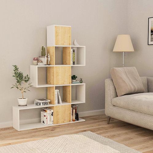 Stairway - White, Oak